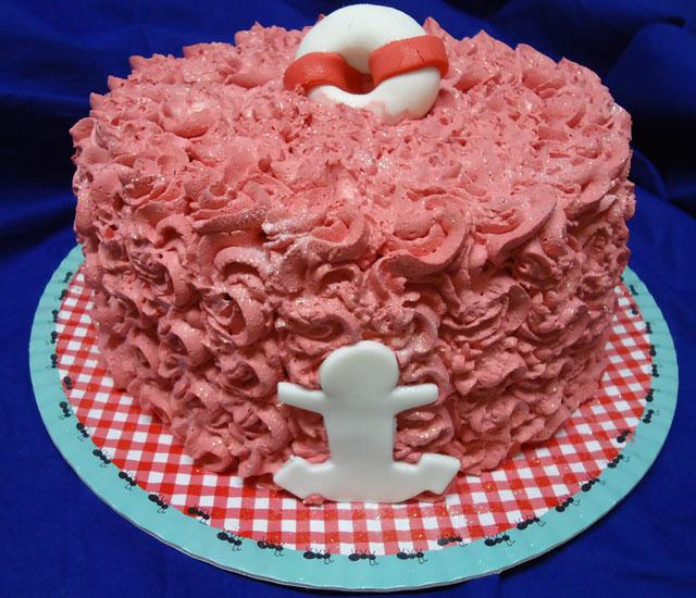 Bolo para Smash the Cake
