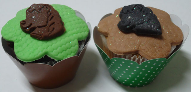 Cupcakes Decorados e Personalizados