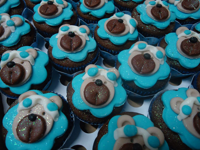 Cupcakes Ursinho