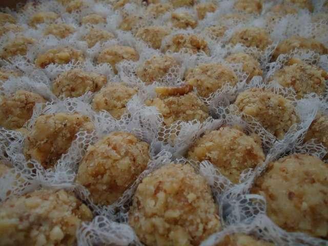 Brigadeiros Gourmet de Nozes