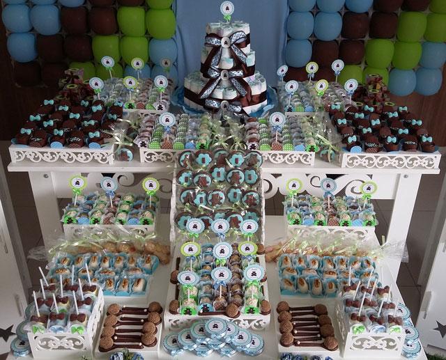 Pirulitos, Cake Pops, Doces Finos e Tradicionais