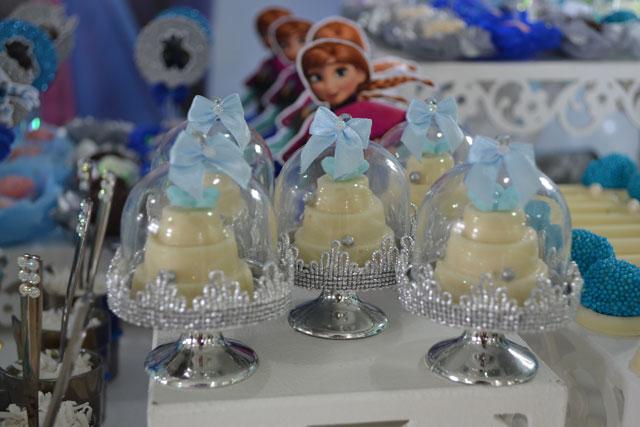 Doces Festa Frozen – Caixinha de Chocolate