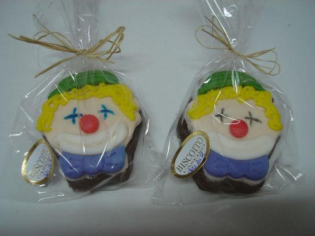 Lembrancinhas de Aniversário Biscoito Amanteigado