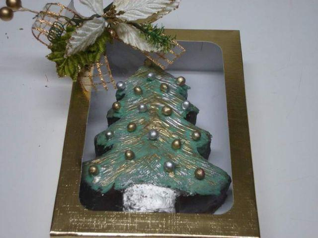 Arvore de Pão de Mel - Natal
