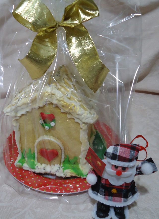 Pão de Mel e Biscoitos de Natal